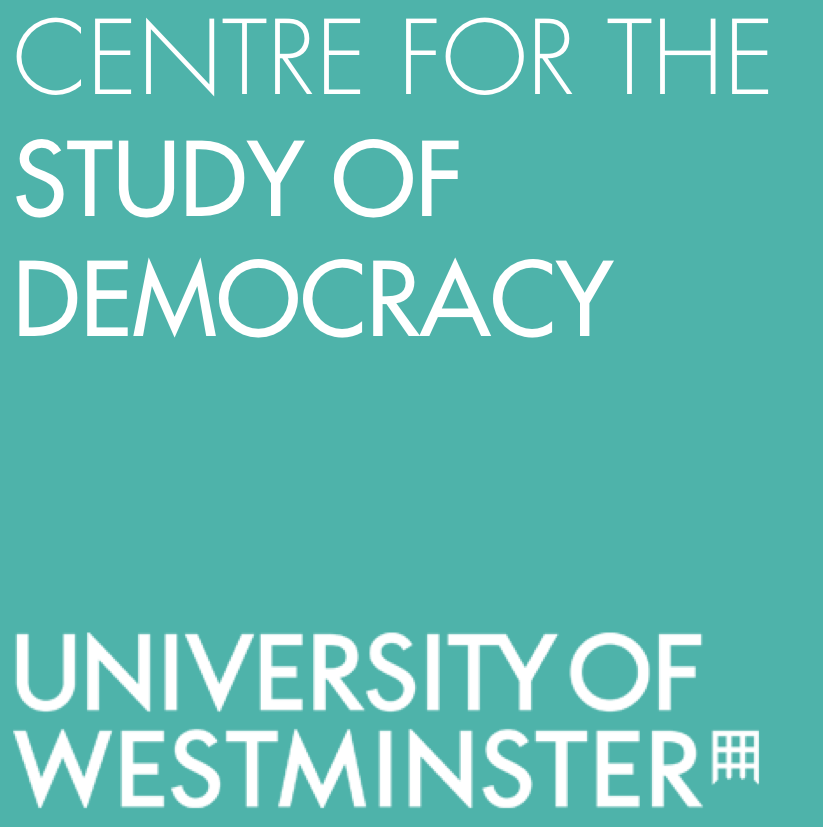 Centre for the Study of Democracy - University of Westminster logo