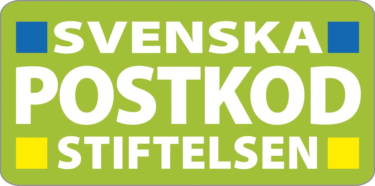 Svenska Postkod Stiftelsen logo