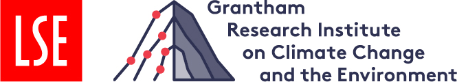 The Grantham Research Institute on Climate Change and the Environment logo